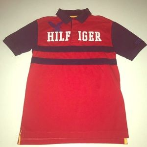 Size Large 12-14 Tommy Hilfiger Polo Never worn!